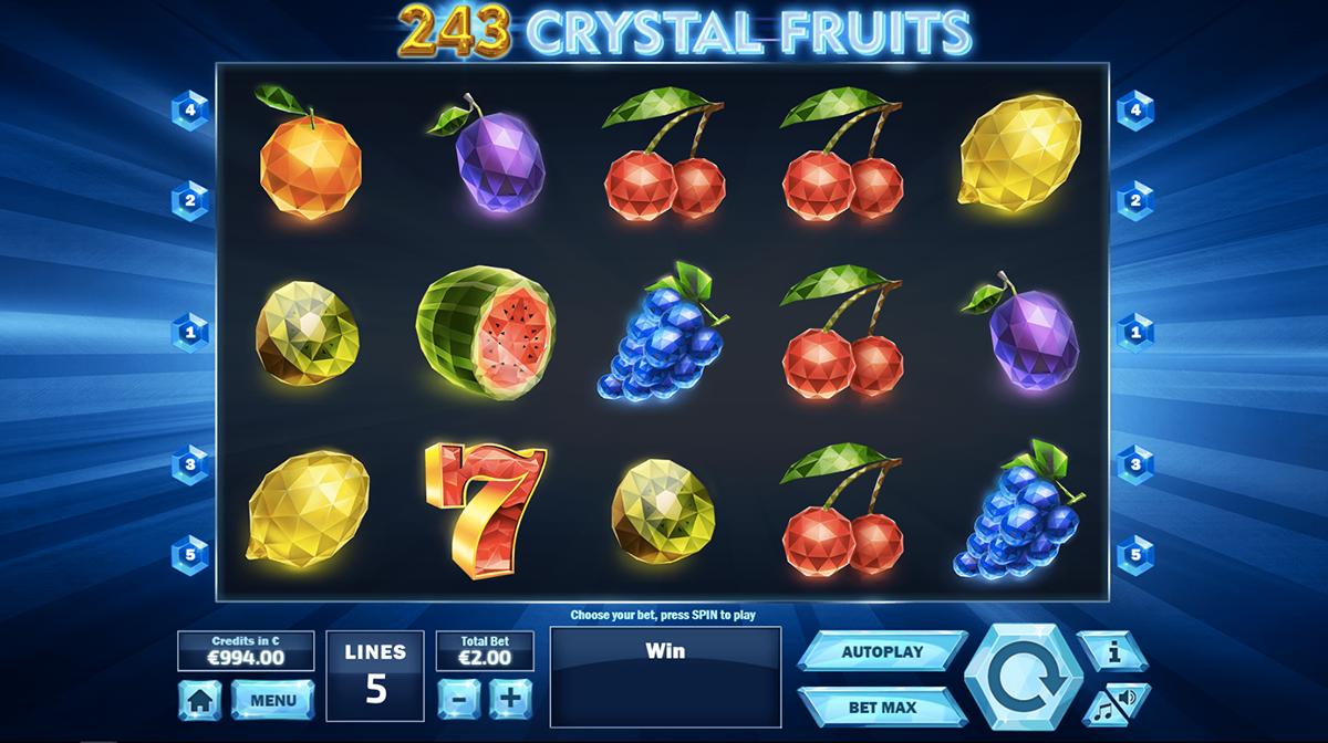 243 crysal fruits tom horn