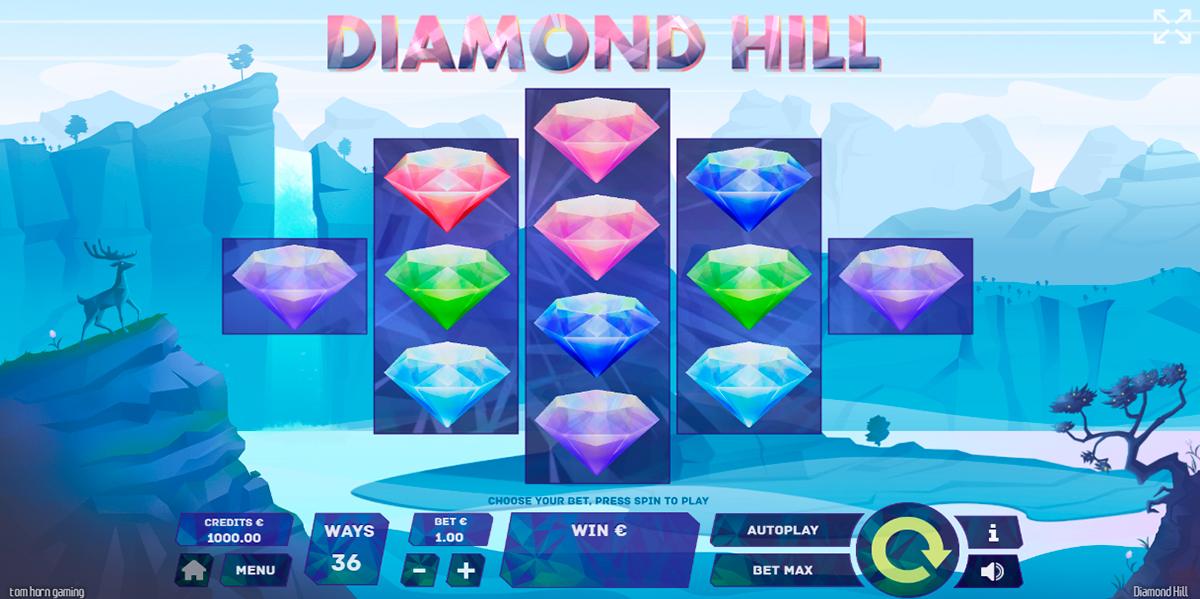 diamond hill tom horn